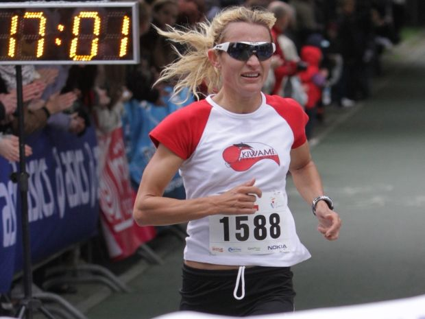 Maria Cześnik wystartuje w igrzyskach w Londynie (fot. PAP/Bartłomiej Zborowski)