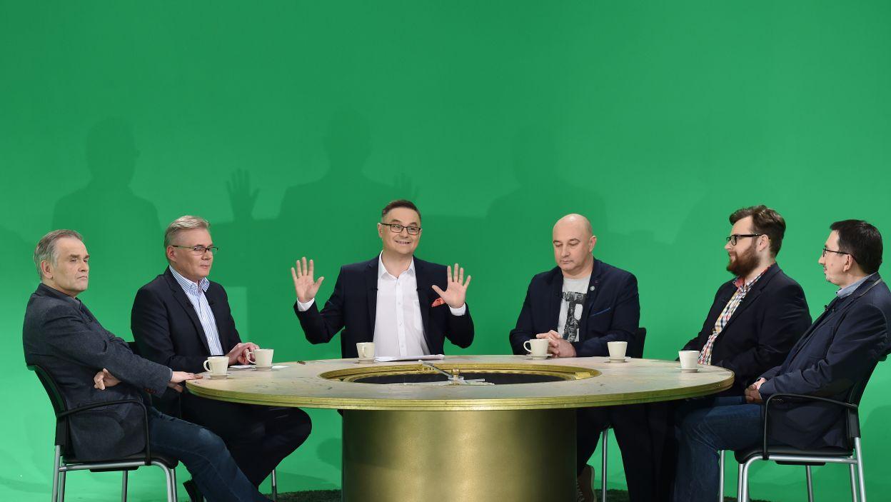 """""""Nowe Ateny"""" - debata o ważnych wydarzeniach historycznych"""
