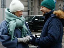 Tymczasem Marta i Krzysiek nieoczekiwanie mają cały dzień dla siebie (fot. TVP)