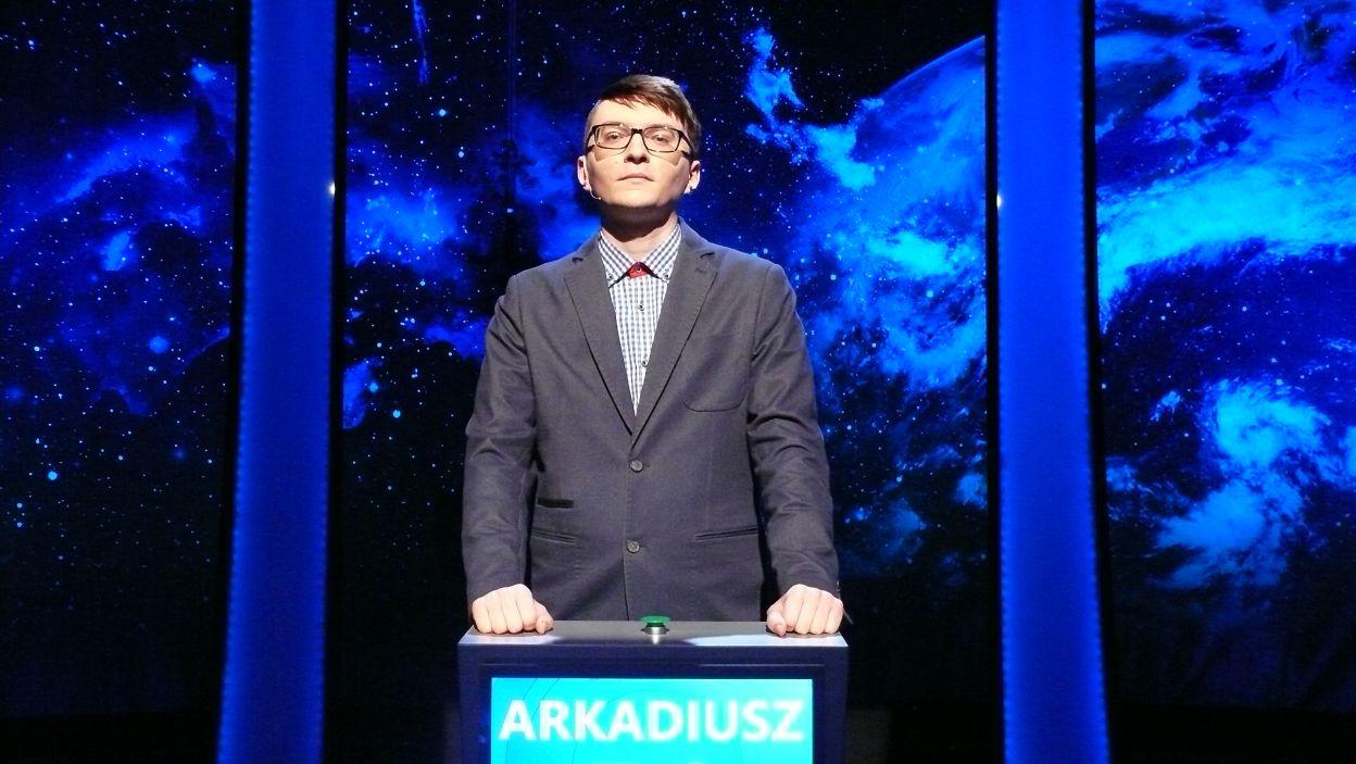 Arkadiusz Boćkowski - zwycięzca 6 odcinka 106 edycji