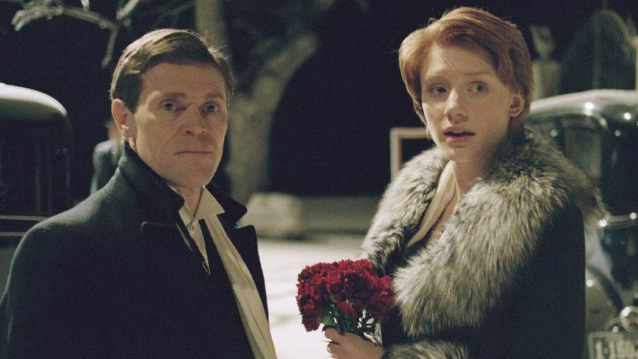 """Na planie dramatu """"Manderlay"""" (2005 r.) aktor pokazał, że żadna rola zdaje się nie stanowić dla niego wyzwania (fot. TVP)"""