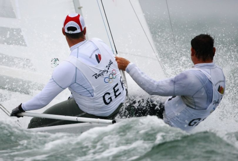 Ingo Borkowski i Marc Pickel (fot. Getty Images)