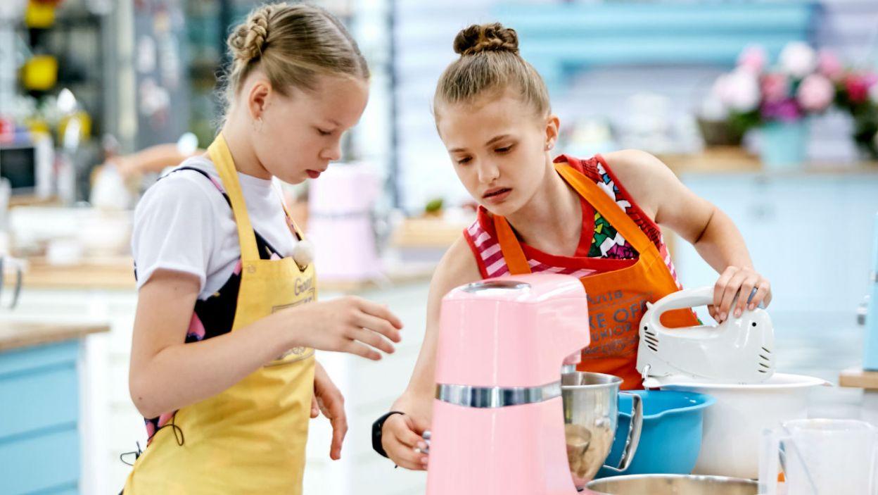 Finał czy nie, ważna jest współpraca! Dziewczyny zawsze mogą na siebie liczyć (fot. TVP)