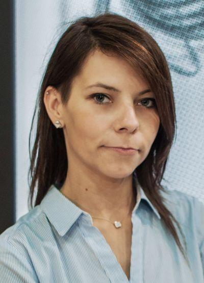 Barbara Jendrzejczyk </br> reporterka