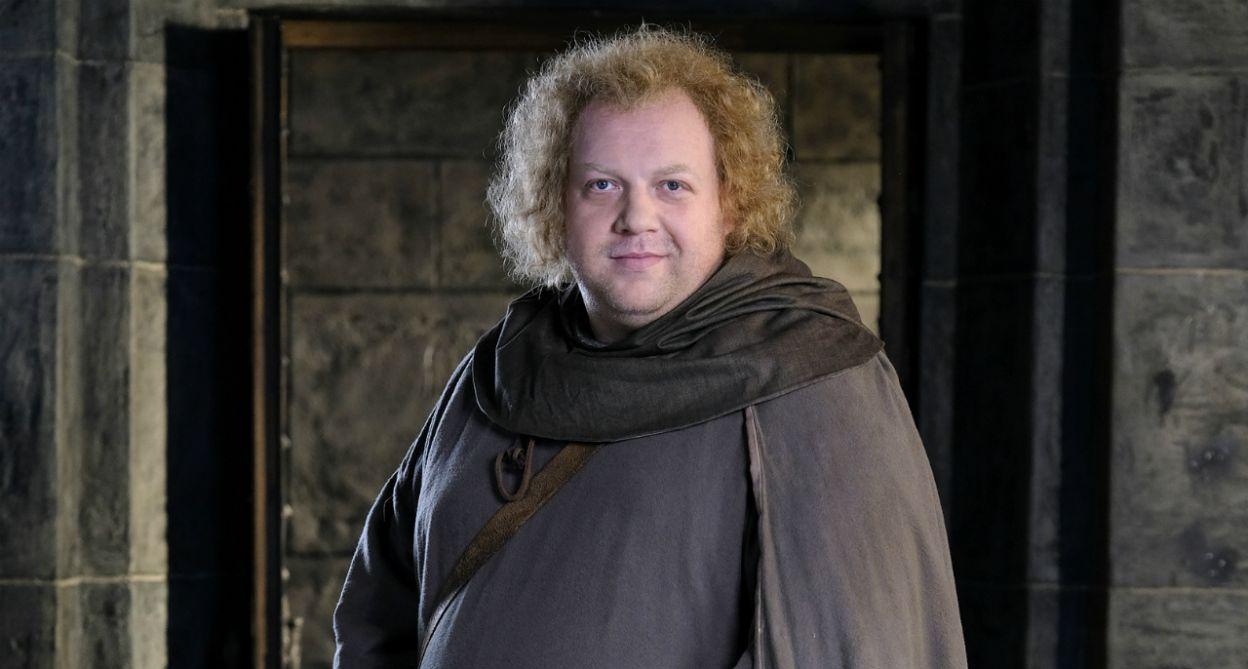 W roli Garncarza wystąpił Barłomiej Nowosielski (fot. TVP)