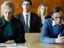 Jej klientem jest mężczyzna, który żąda rozwodu ponieważ nie podoba mu się temperament seksualny żony (fot. TVP)
