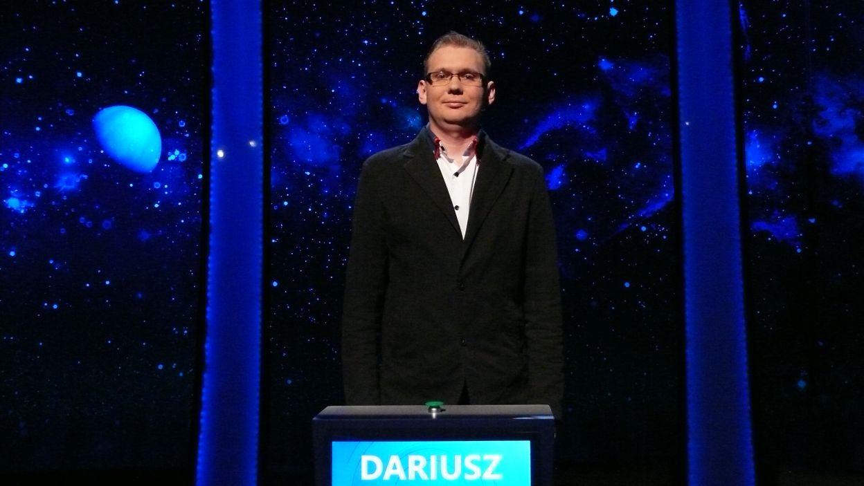 Dariusz Fijałkowski - zwycięzca 13 odcinka 106 edycji
