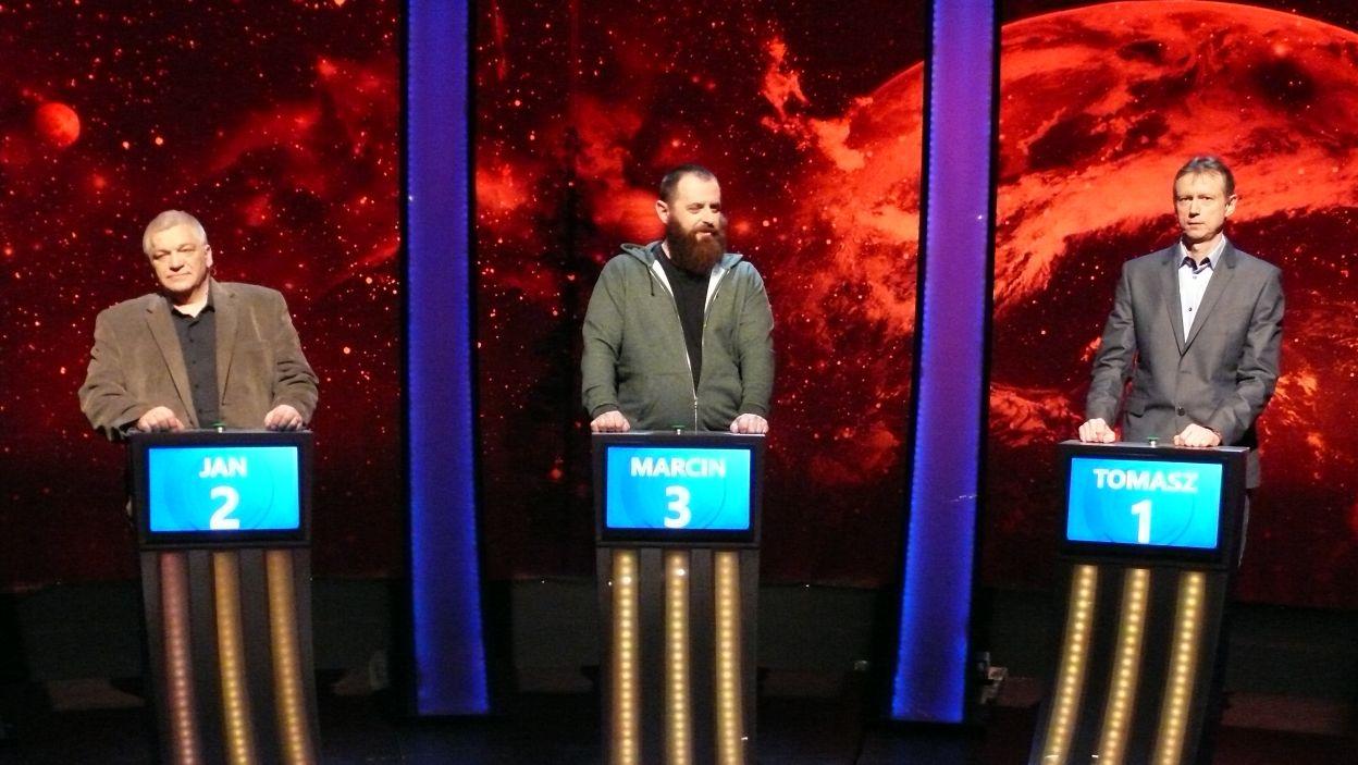 Finaliści 12 odcinka 104 edycji