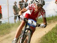Maja Włoszczowska będzie jedną z głównych faworytek wyścigu kobiet (fot. Getty Images)