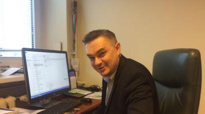 Piotr Gursztyn, fot. TVP