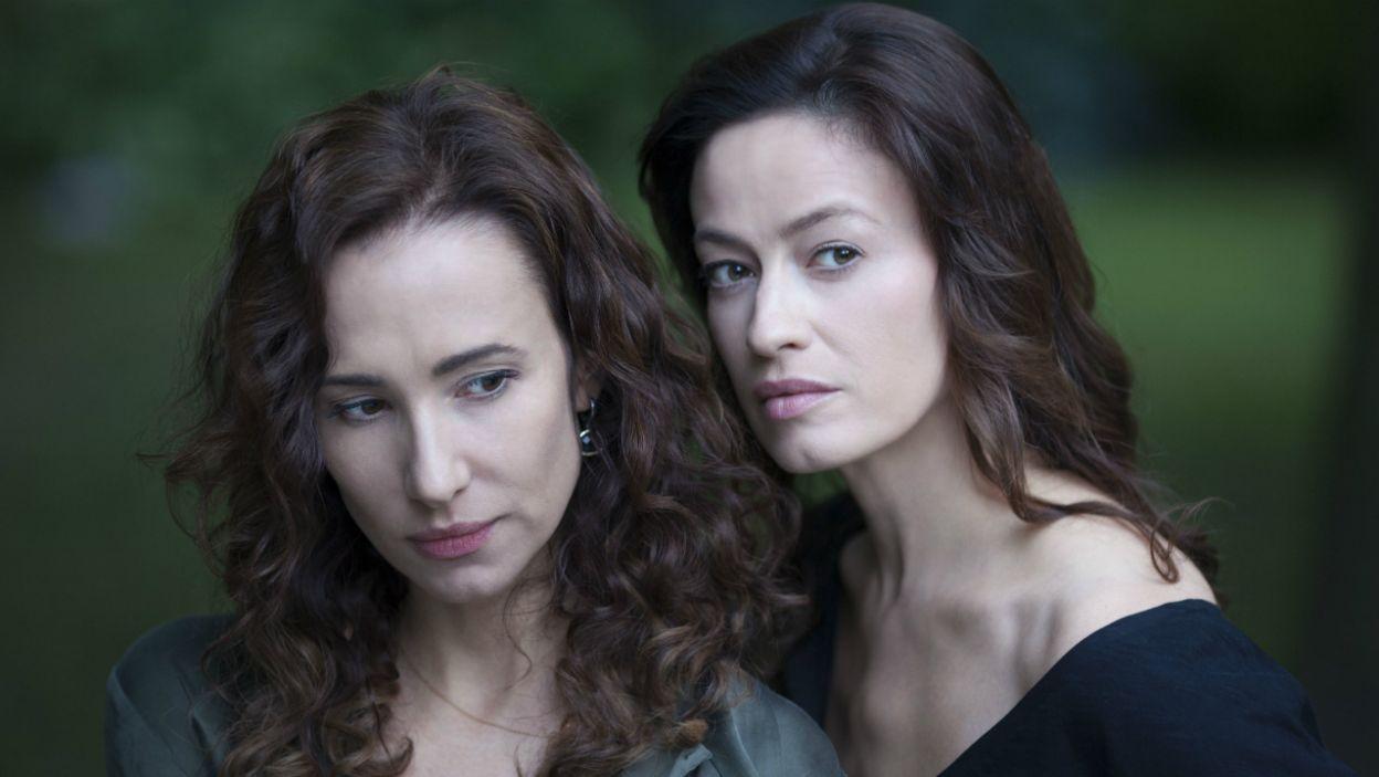 O sympatię widza będą  rywalizować główne bohaterki kobiece – siostry Wakar (fot. Andrzej Świetlik)