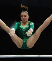 Alija Mustafina (fot. Getty Images)