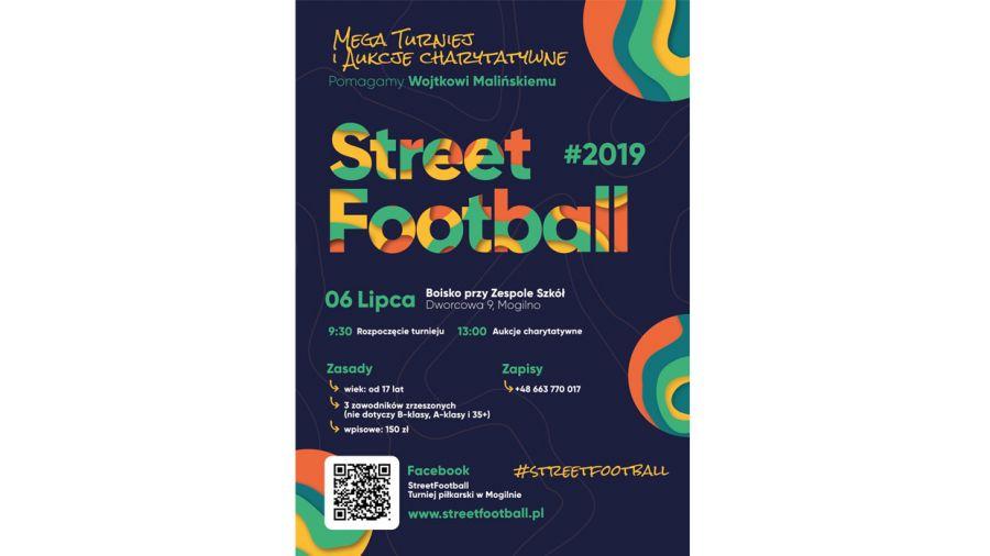 b0991daf8 Turniej Charytatywny StreetFootball 2019 - TVP3 Bydgoszcz ...