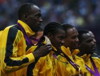 Dekoracja mistrzów (fot. Getty Images)