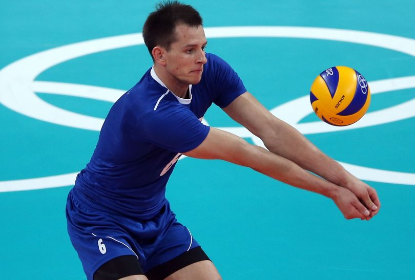 Bartosz Kurek, przyjmujący reprezentacji Polski (fot. Getty Images)