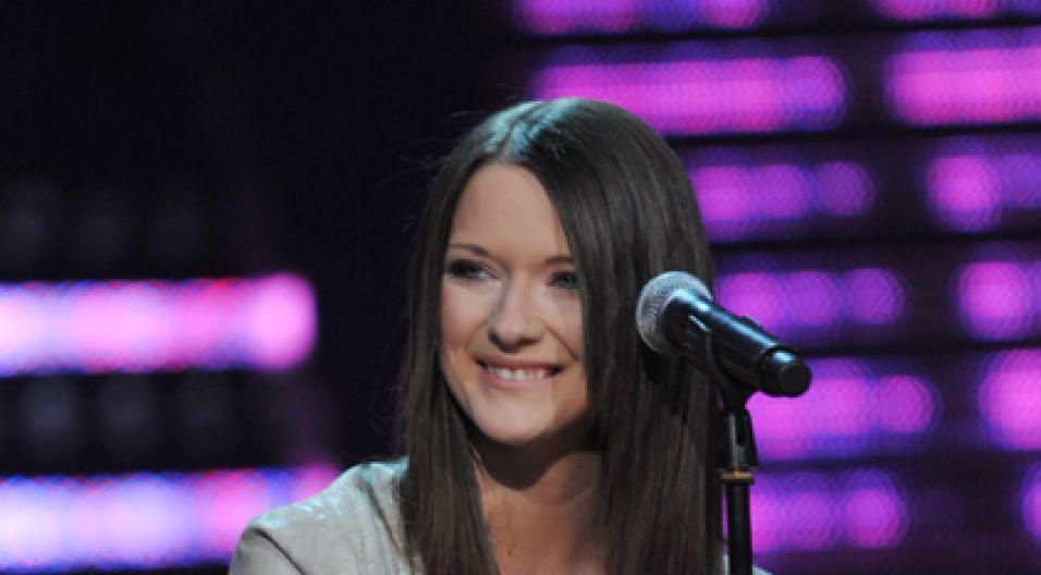 Podczas koncertu wystąpiła wokalistka Jula (fot. I.Sobieszczuk/TVP)