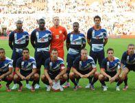 Taka jedenastka rozpoczęła pierwszy od 40 lat mecz piłkarskiej brytyjskiej kadry (fot. PAP/EPA)