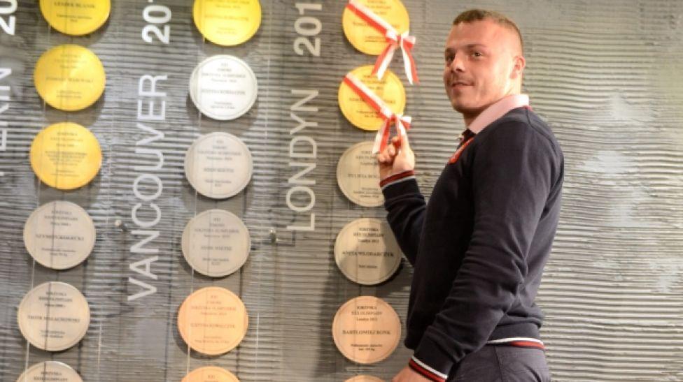 Uhonorowano medalistów igrzysk w Londynie
