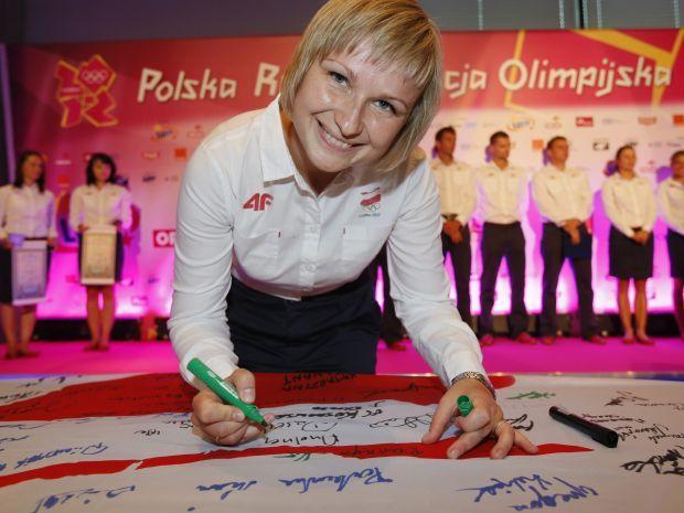 Bartków-Kwiatkowska zakończyła zawody na eliminacjach (fot. PAP)