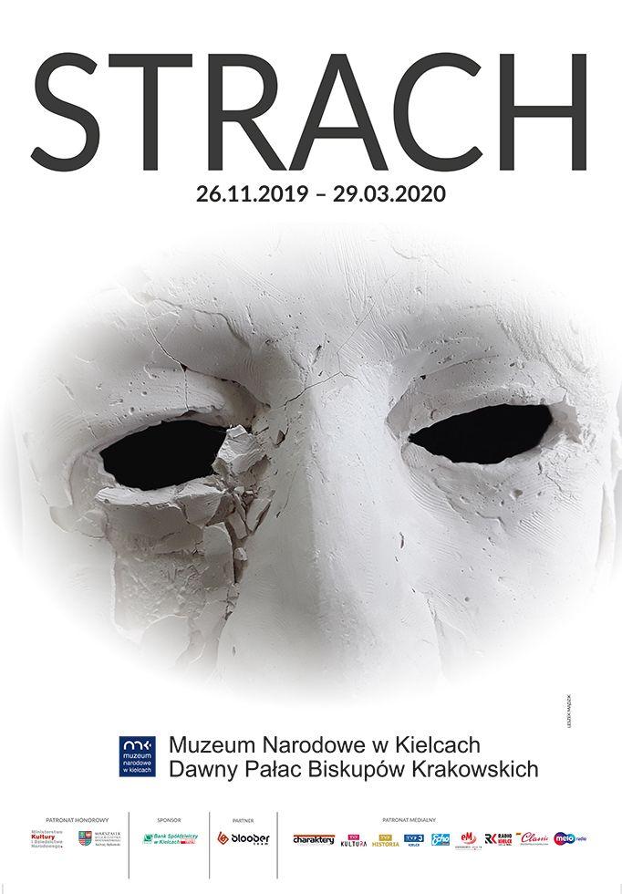 "Wystawa pt.""Strach"""