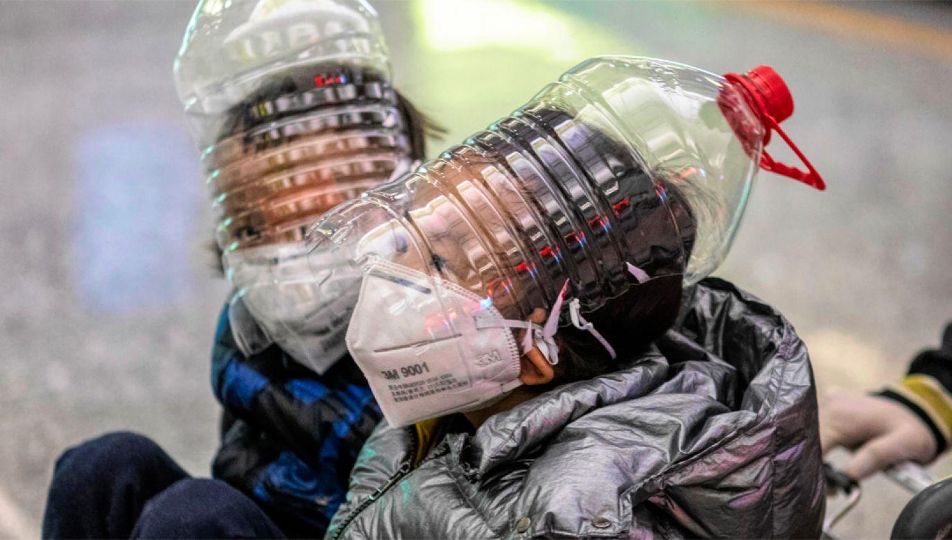 Władze zapewniają, że sytuacja się poprawia (fot. PAP/EPA/ALEX PLAVEVSKI)