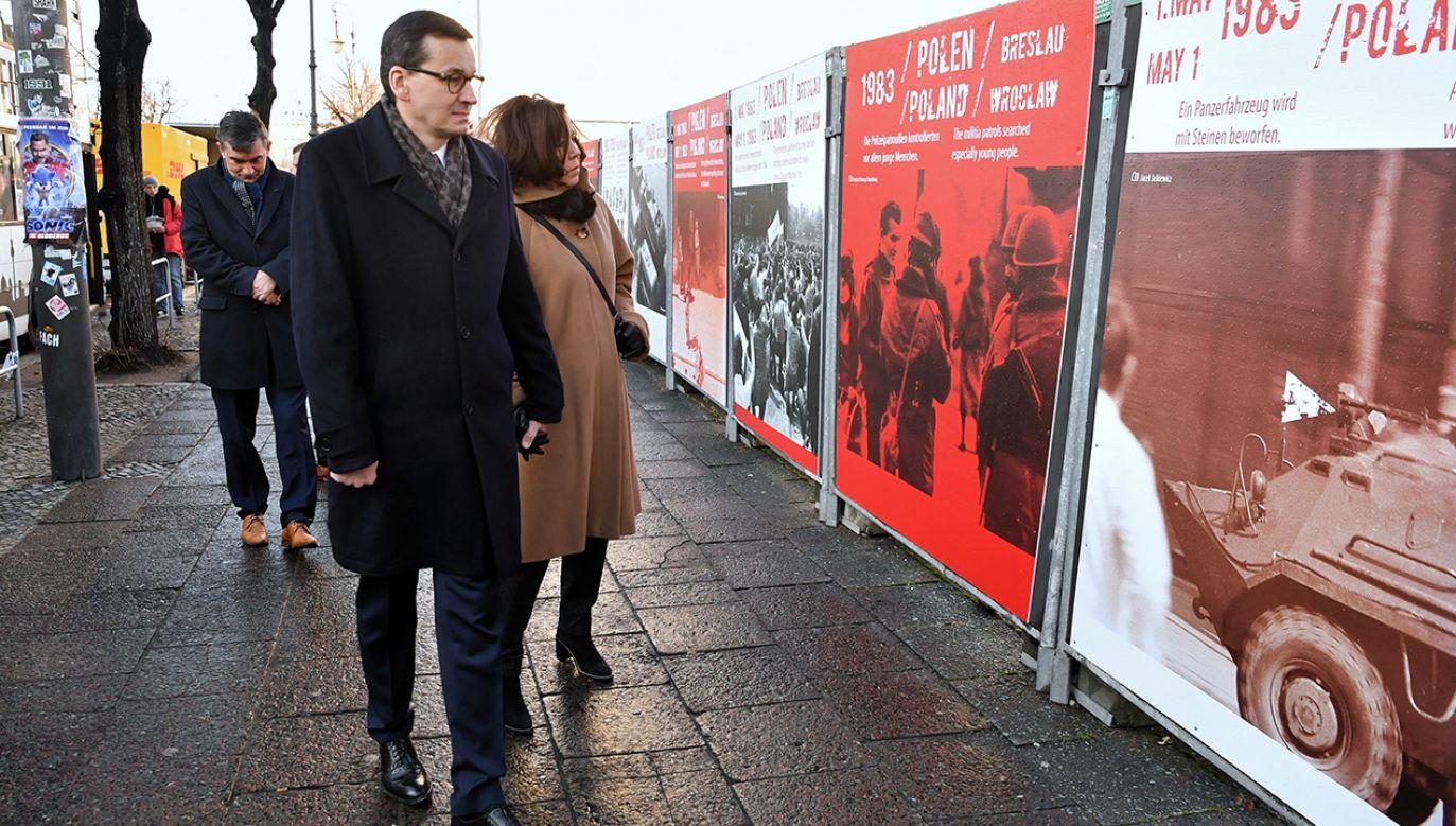 Dyskusja o pomniku dla Polaków – ofiar niemieckiego terroru toczy się w RFN od dwóch lat (fot. arch.PAP/Piotr Nowak)