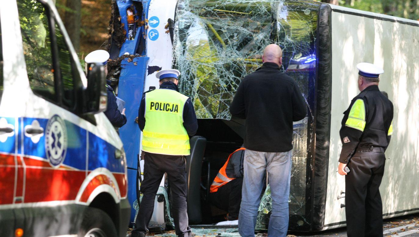 W 2018 roku zgłoszono policji 31,7 tys. wypadków drogowych, w których śmierć poniosło 2 862 osoby (fot. Getty Images/Michal Fludra/NurPhoto)