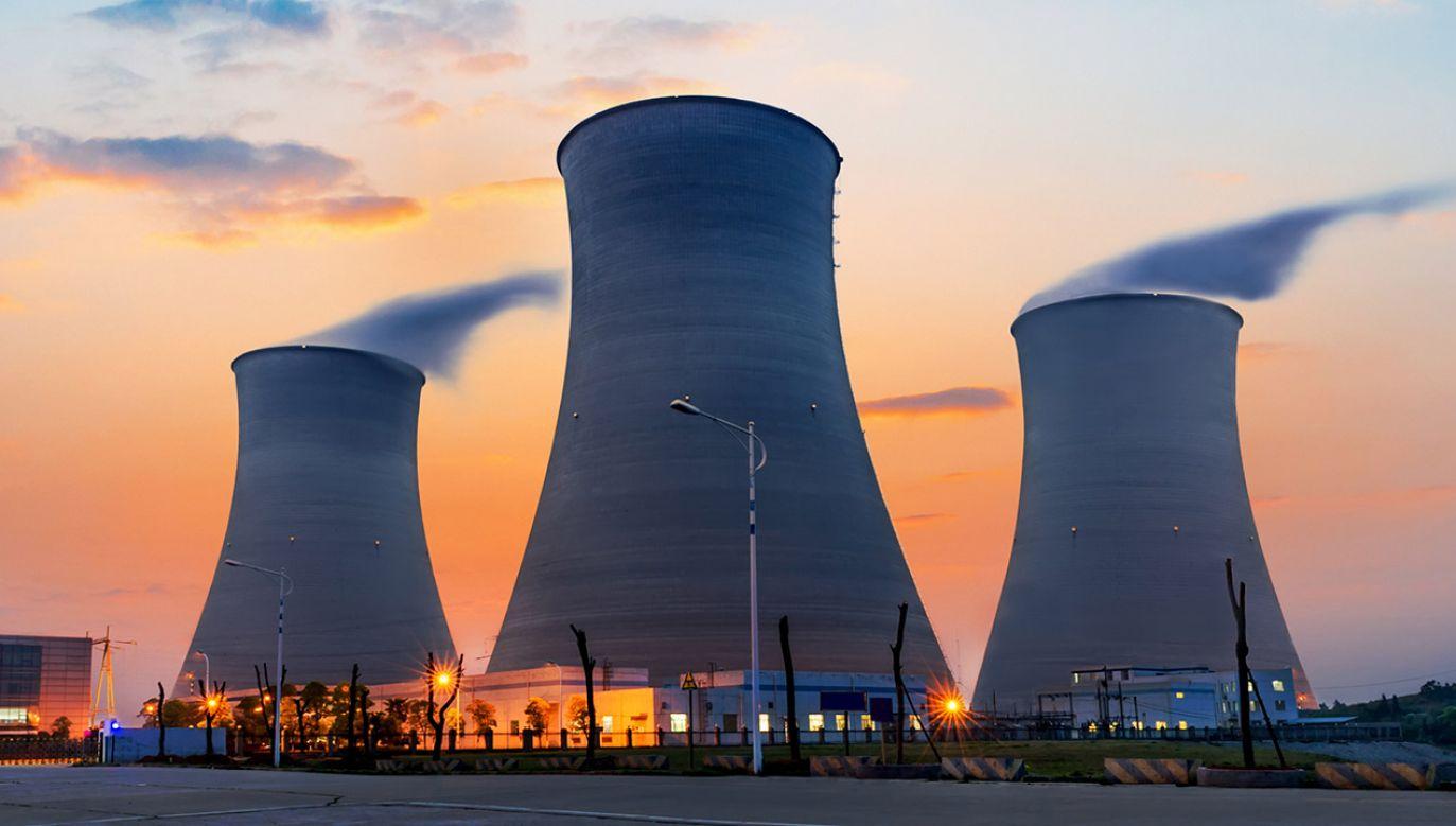 Pierwszy blok jądrowy w Polsce ma powstać w 2033 r.  (fot. Shutterstock/hxdyl)