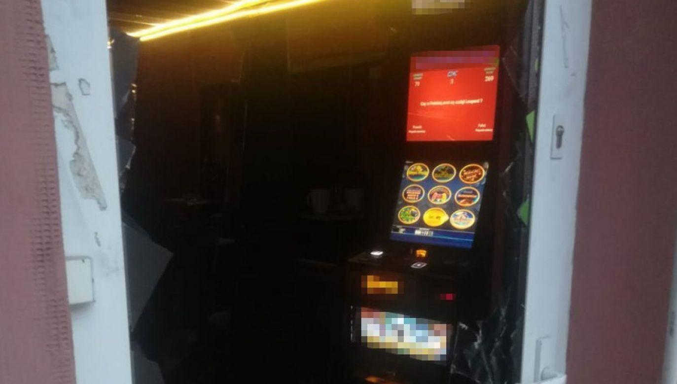 Gangsterzy mogli zarobić na nielegalnym hazardzie setki tysięcy złotych (fot. CBŚP, zdjęcie ilustracyjne)