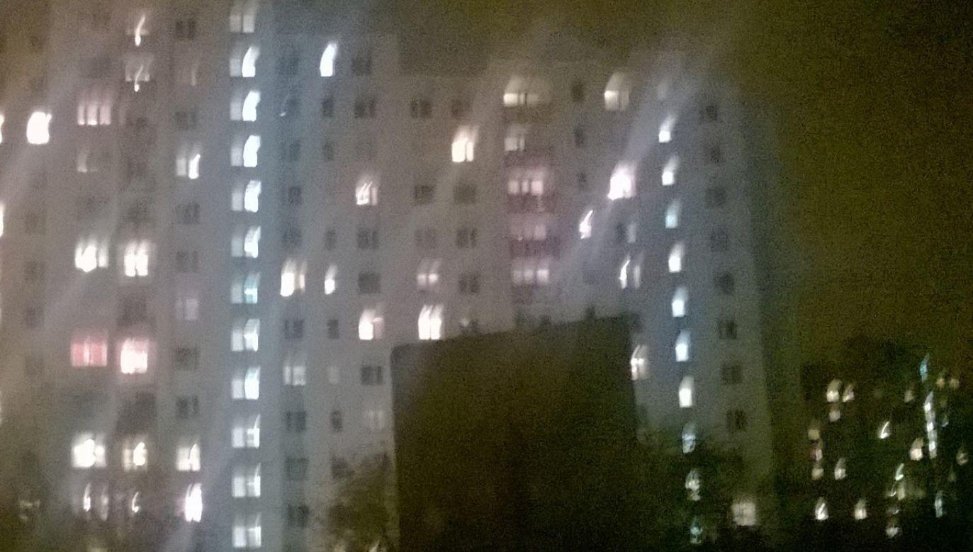 W Warszawie jest kilkaset grodzonych osiedli (fot. portal tvp.info)