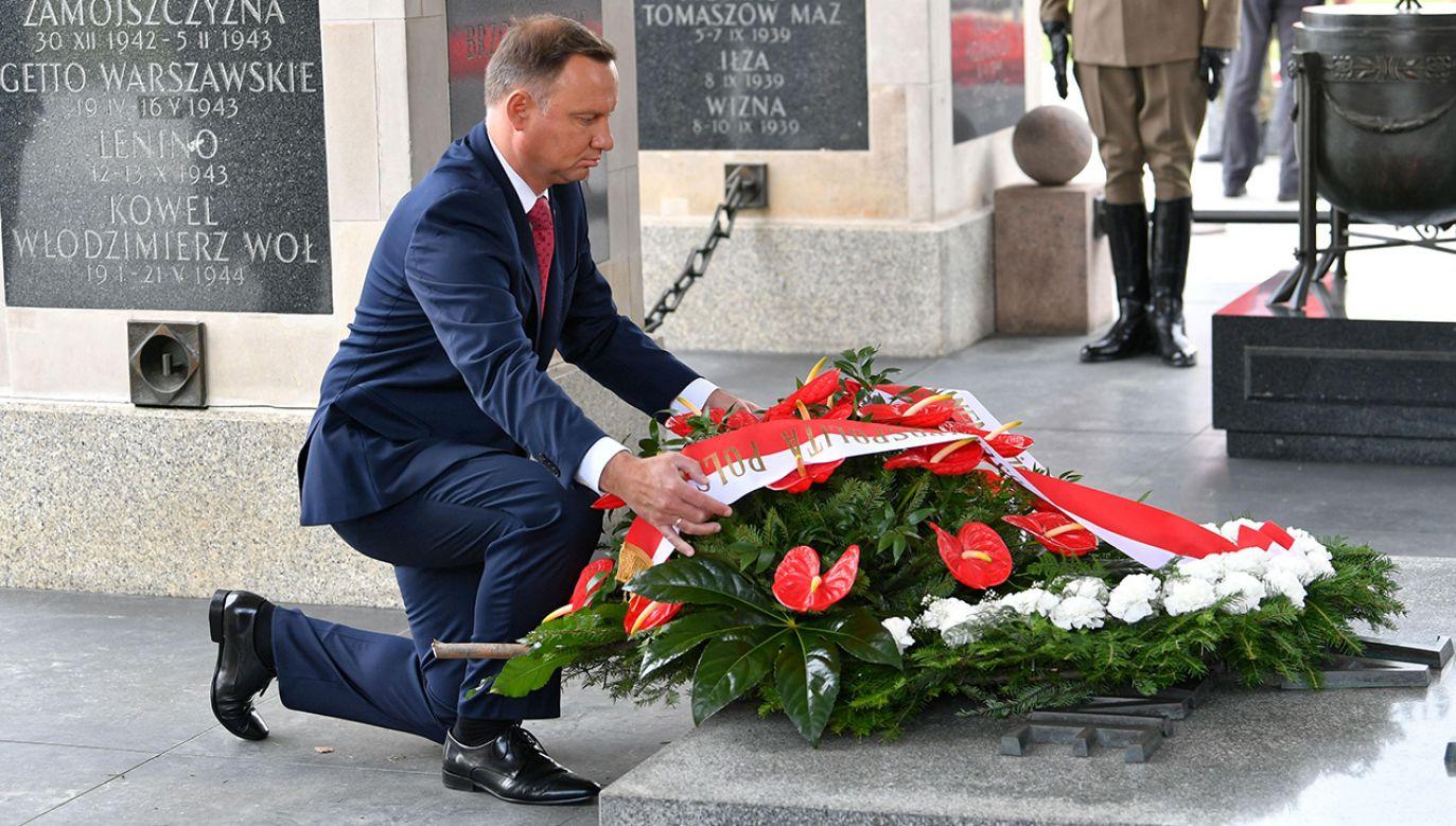 W wyniku zbrodni katyńskiej zginęło około 22 tys. Polaków (fot. PAP/Bartłomiej Zborowski)