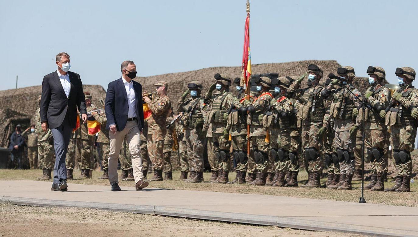 Prezydent Andrzej Duda (fot. Igor Smirnow/KPRP)