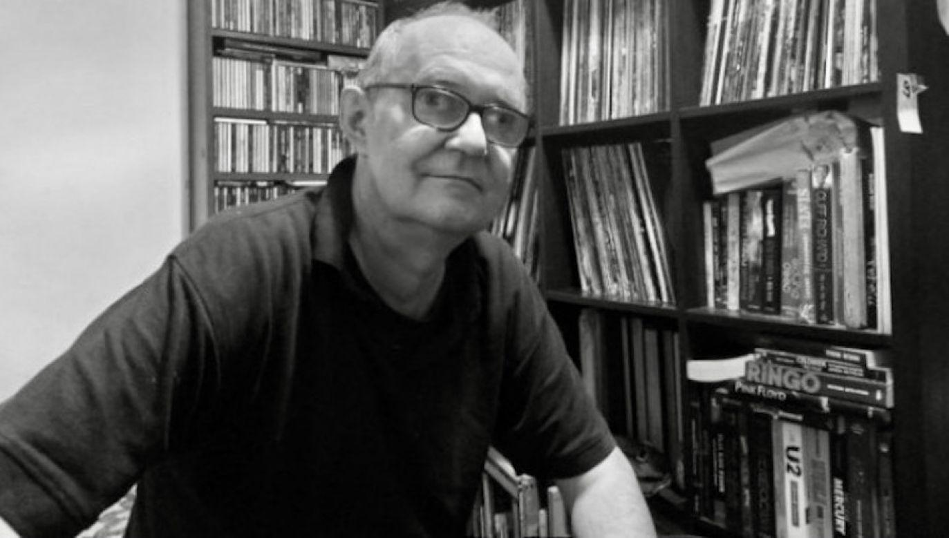 Andrzej Kukuczka (fot. Radio Kraków)