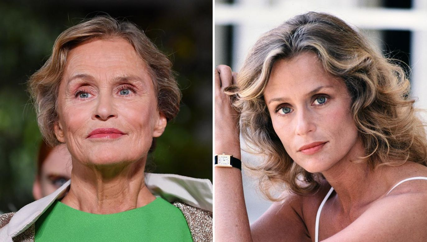 Przerwa między górnymi jedynkami to od dawna znak rozpoznawczy Lauren Hutton (fot. Pascal Le Segretain/Getty Images; Paul Harris/Getty Images ))