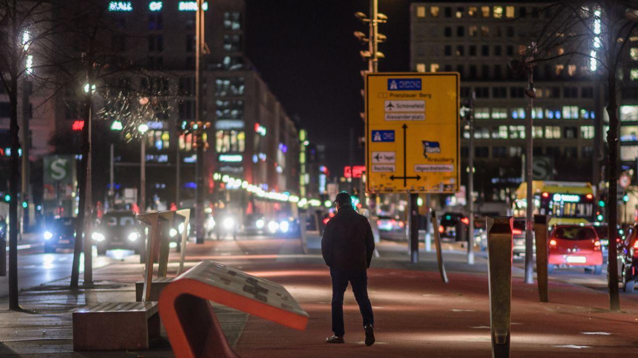 Lockdown w Niemczech przedłużony (fot. PAP/EPA)