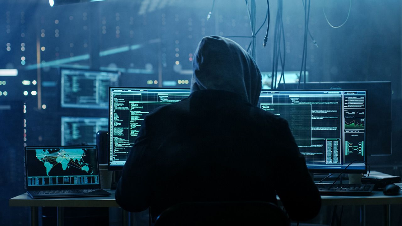 Atak hakerów w Niemczech (fot. Shutterstock)