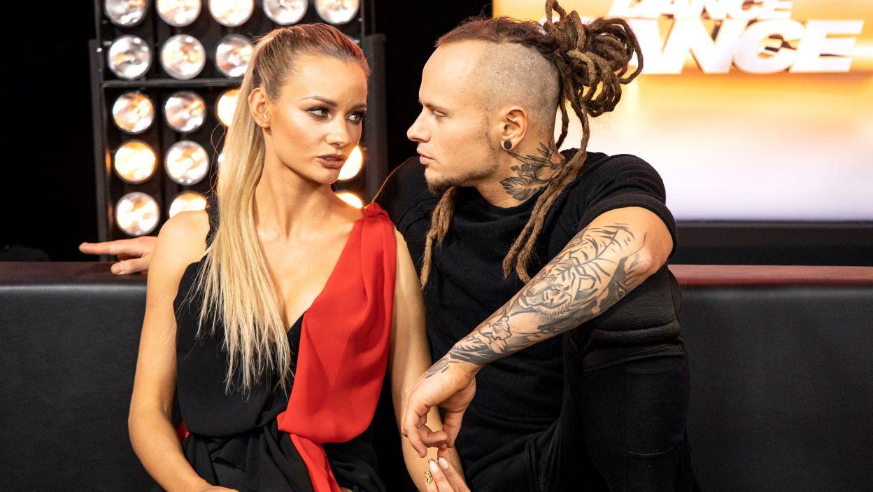 – Możecie być bardzo niebezpieczną parą w tym programie, a jednocześnie piękną i subtelną – oceniła Ania (fot. TVP)