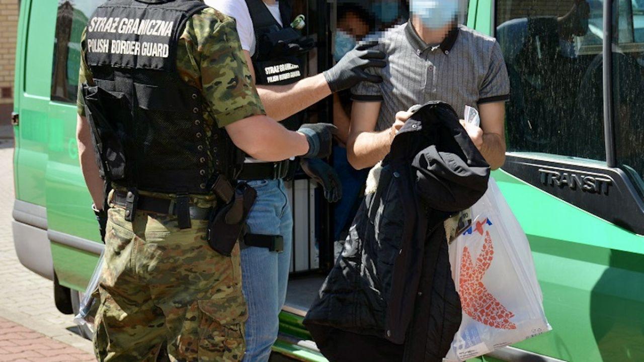Mężczyzna zostanie wydalony z Polski (fot. Straż graniczna, zdjęcie ilustracyjne)