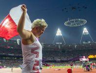 Polka przegrała tylko z Tatianą Łysenko (fot. PAP/Adam Ciereszko)