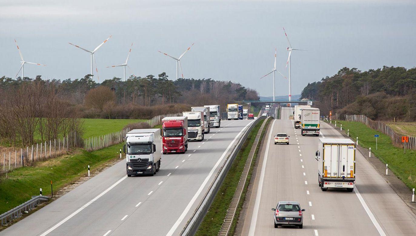 Tylko do Chin, Francji i USA dostarczano z Berlina więcej towarów (fot.  Maja Hitij/Getty Images)