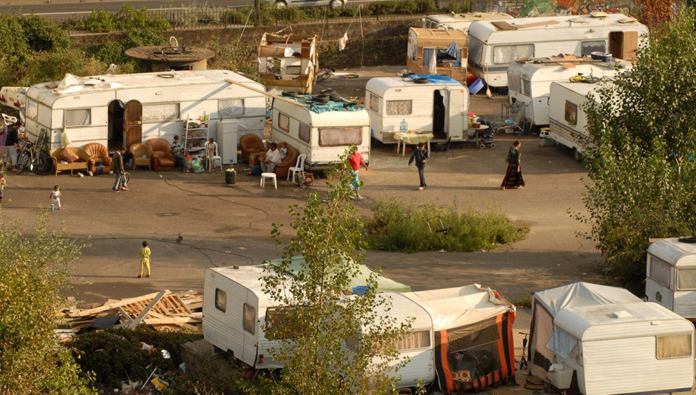 Raport dowodzi, że w Czechach zwiększa się zarówno liczba obszarów dotkniętych wykluczeniem, jak i liczba mieszkających tam osób (ZDJĘCIE ILUSTRACYJNE)(fot. Alain DENANTES/Gamma-Rapho via Getty Images)