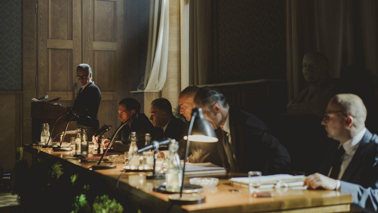 Opowiada o kilku dramatycznych dniach, które przesądziły o upadku Władysława Gomułki i przejęciu sterów państwa przez Edwarda Gierka (fot. Stanisław Loba/TVP)