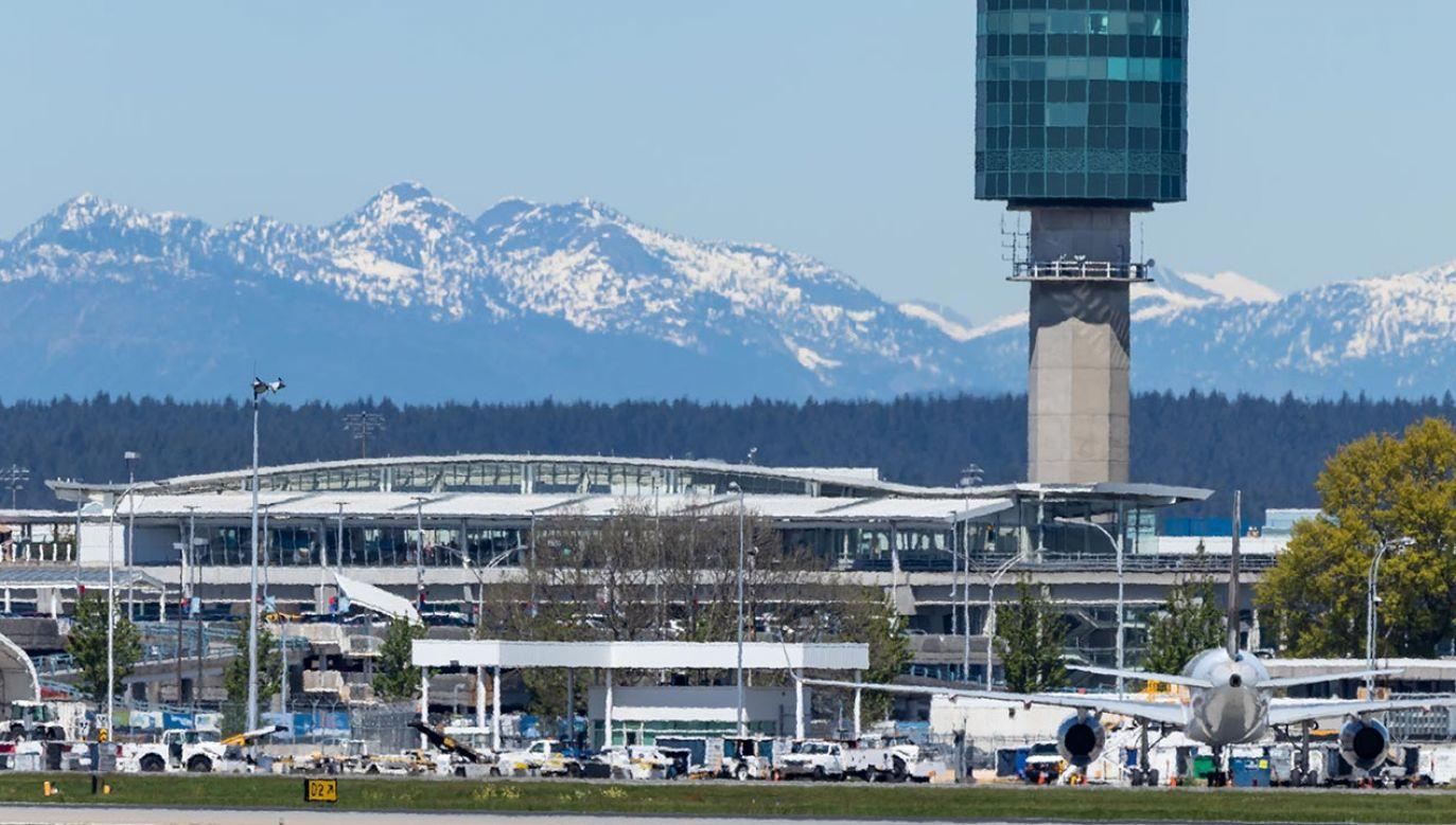 Na lotnisku w Vancouver doszło do strzelaniny (fot. SHutterstock/JL IMAGES)