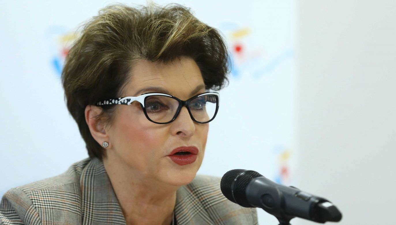 Ewa Gawor (fot. PAP/Rafał Guz)