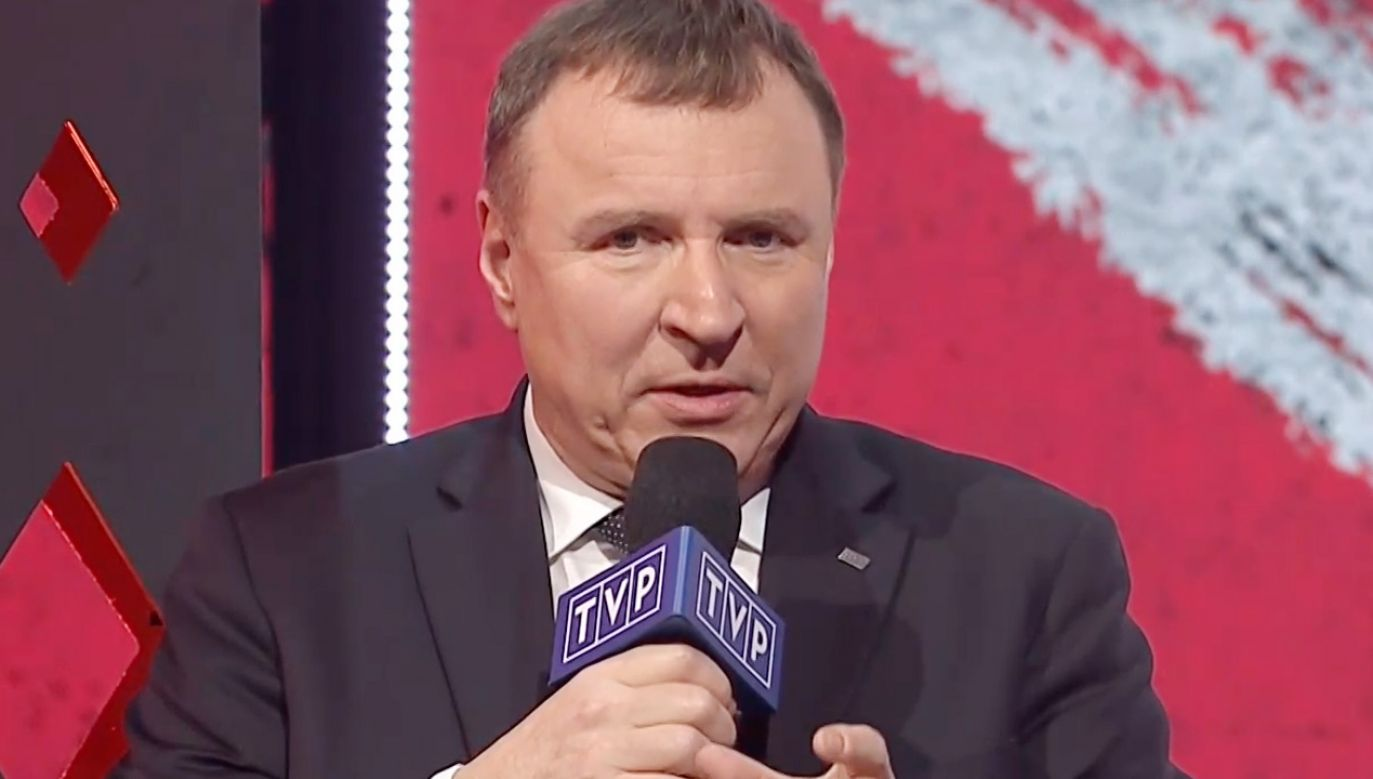 Prezes TVP Jacek Kurski (fot.TVP)
