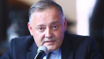 Wojciech Dąbrowski, nowo wybrany prezes zarządu Polskiej Grupy Energetycznej (PGE) (fot. arch.PAP/Leszek Szymański)