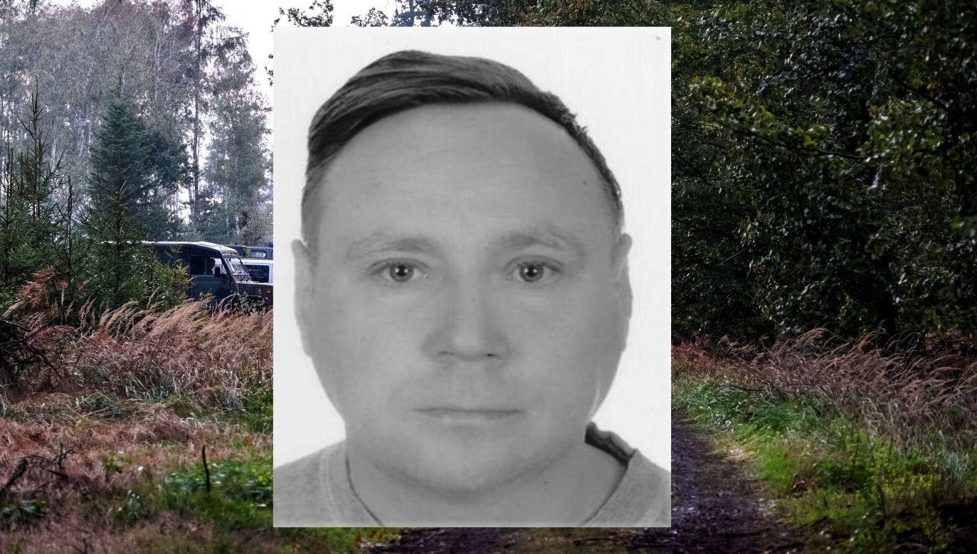 Sławomir Pożarycki wyszedł z domu w niedzielę 13 października ok. godz. 15:00 (fot. PAP/Komenda Powiatowa Policji  w Bartoszycach)