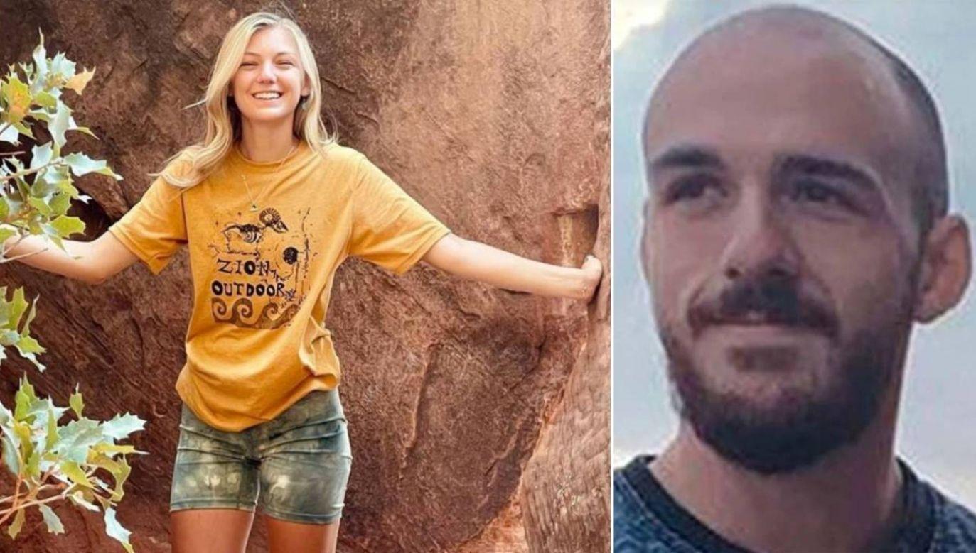 Śledczy uważają, że Brian Laundrie udusił Gabby Petito (fot. Instagram/Gabs Petito)