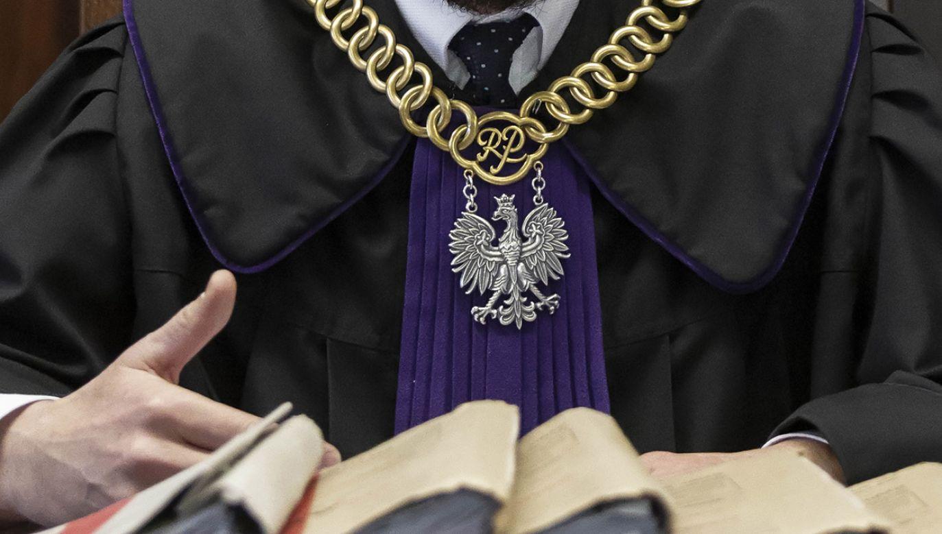 Projekt zakłada wygaszenie mandatów obecnie urzędujących sędziowskich członków KRS i zastąpienie ich nowym składem Rady (fot.  PAP/Aleksander Koźmiński)