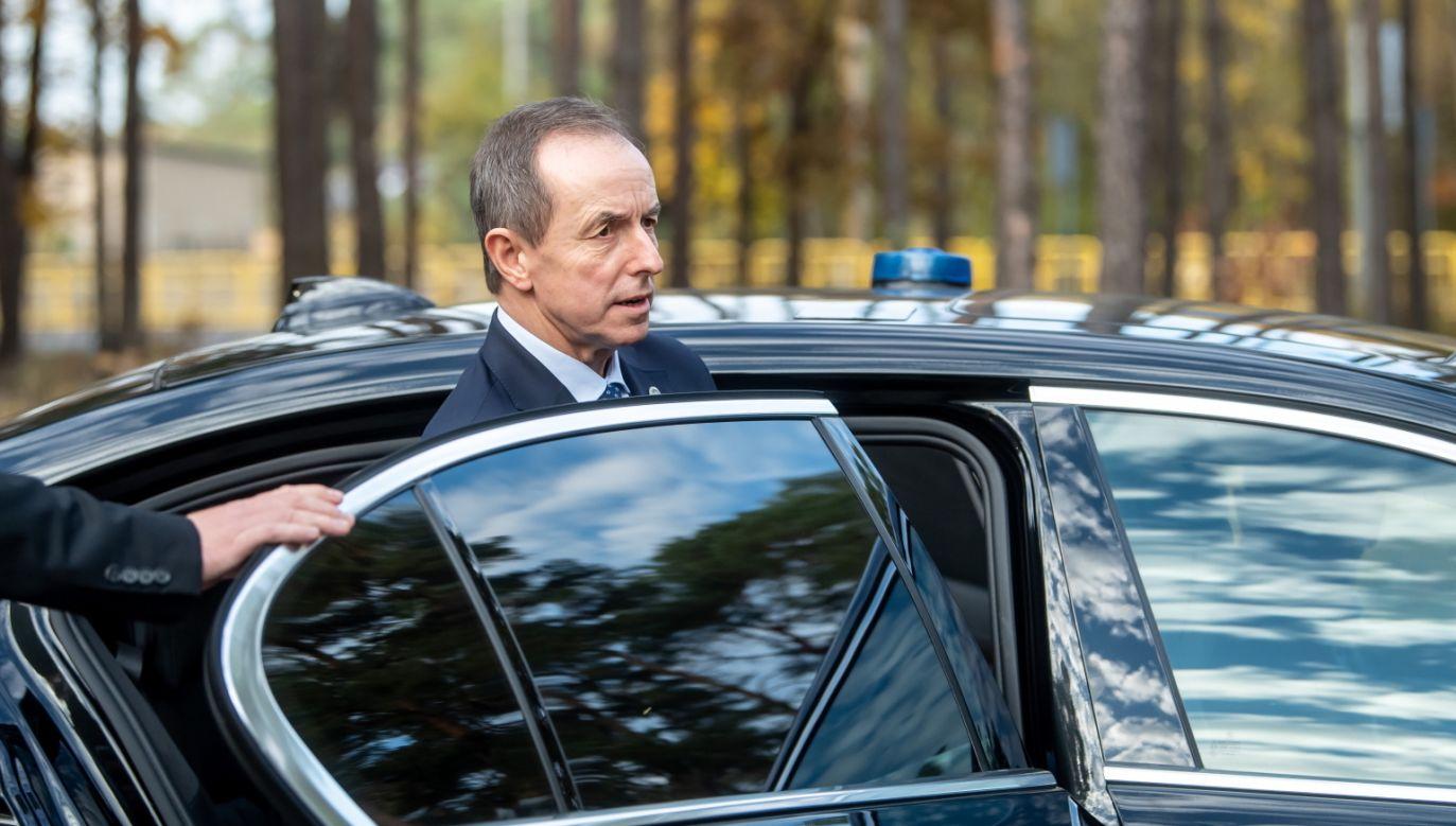 Marszałek Senatu Tomasz Grodzki (fot. PAP/Tytus Żmijewski)
